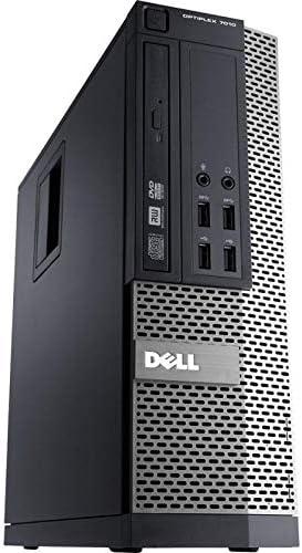 PC Reacondicionado DELL 7010 SFF Intel Core i5 3470 3.20Ghz/RAM 8GB/SSD 240GB/DVD+RW/LICENZA Win 10 Pro MAR (Reacondicionado)