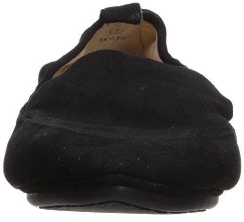 000 Black Samra Flat Women's Ballet Yosi Skyler nq4wUfa6