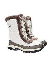 Mountain Warehouse Ohio Womens Winter Snow Boot - Ladies Warm Shoes