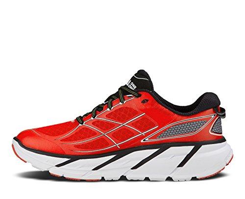Schuhe Clifton 2–Herren, - Rouge/Blanc - Größe: 42