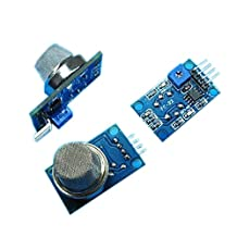 M-Egal MQ-8 Hydrogen Sensor Detection Alarm Module Gas Sensor Module Arduino Compatible