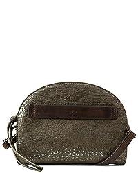 Kooba Ridgefield Dome Leather Mini Crossbody