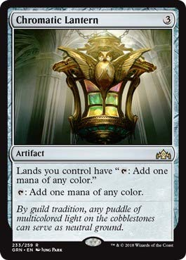 Magic: the Gathering - Chromatic Lantern (233/259) - Guilds of - Alara Mint