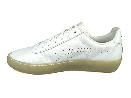 Puma PUMA STAR white, Größe:40.5