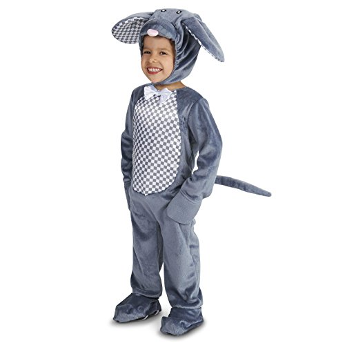 Mouse Toddler Costume 2-4T (Toddler Mouse Costume)