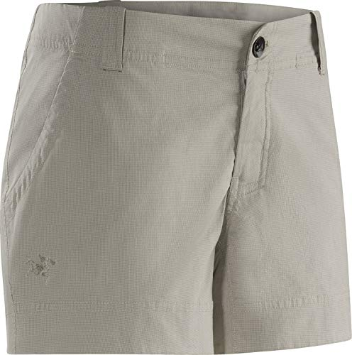 - Arcteryx Camden Chino Short - Women's Bone 8