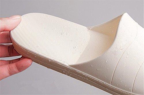antiskid pantofole puzzano bagno spesso cool casa home estate pantofole Bagno A fondo scivolose e uomini YMFIE fwYg5