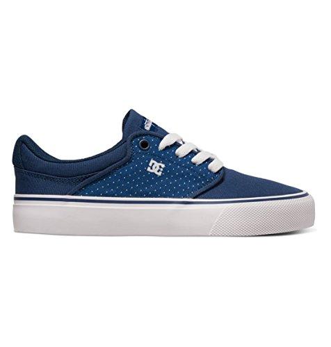 Adjs300084 Pour Se Tx Xbcw Blue white Chaussures Taylor Dc brown Femme Shoes Vulc Mikey Uw0nHXaqz