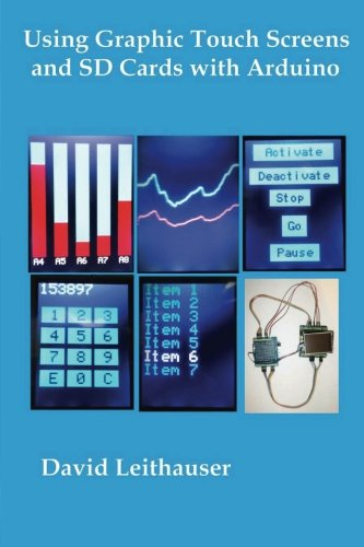 Price comparison product image Using Graphic Touch Screens and SD Cards with Arduino