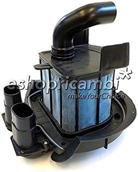 Grupo Filtro completo original para aspiradora Polti Lecologico as805: Amazon.es: Hogar