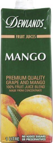 デュウランド 100%マンゴー&アップルジュース 1L