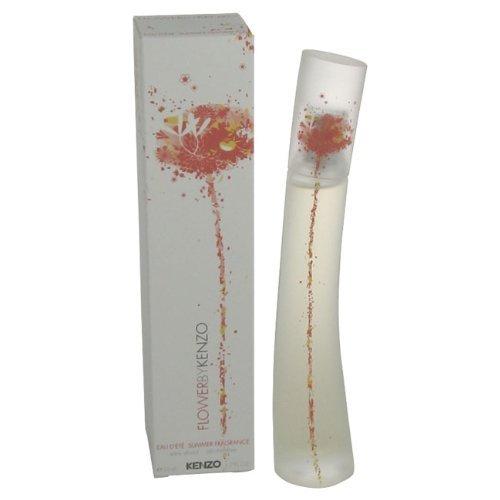 Flower Summer Fragrance Perfume by Kenzo for Women. Eau D'ete