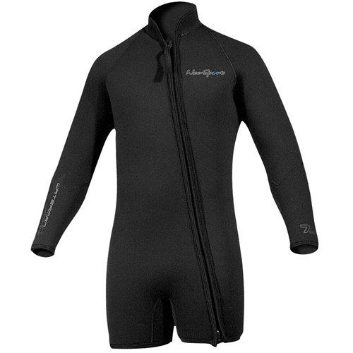 NeoSport Men's Premium Neoprene 7mm Waterman Wetsuit Jacket, Small