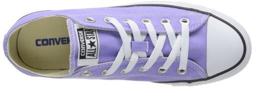 Converse Converse Uni Sneaker low lavendel 142375C - Zapatillas para unisex-adultos, color azul, talla 42 Morado (Flieder)