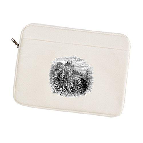 Canvas Laptop/Tablet Sleeve Case 15