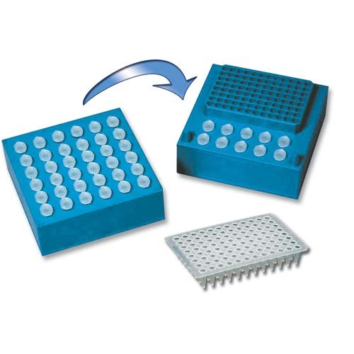 Benchmark Scientific R1000 Cool Cube Microtube and PCR Plate Cooler