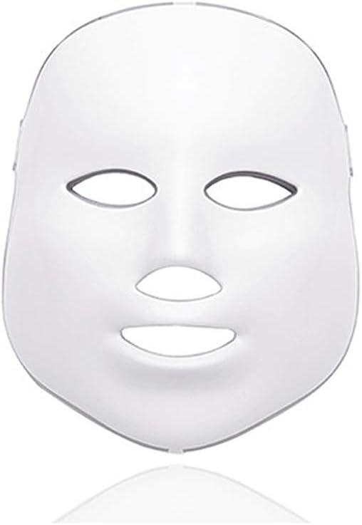 KKmoon Seven-color Light-softening Spectral Mask LED Infrared Heating Household Face Skin Tighten Machine