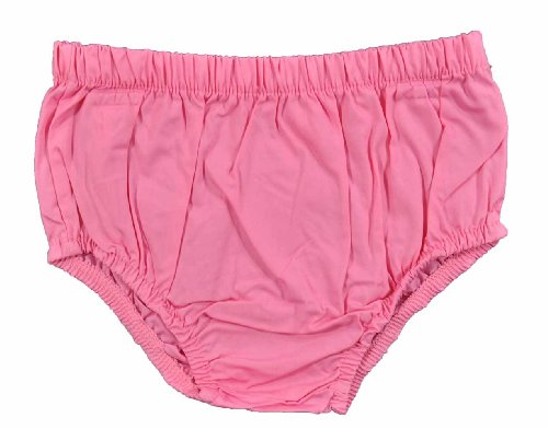 Calvin Klein Baby-Girls Infant Printed Dress with Panty, Pink, 18 Months