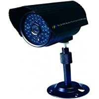 CMSDI-58IR Cop USA Weatherproof tube style color camera w/ sunshield AVBcable.com