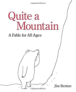 book cover of Quite a Mountain