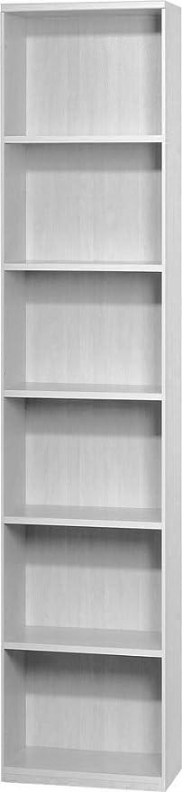 Tecno - angosta velocidad 5 estante estantería: Amazon.es ...