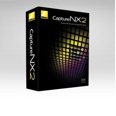 Nikon Capture NX 2 Upgrade from Capture NX 1.x