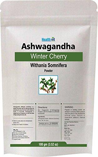 Healthvit Ashwagandha Powder – 100 g