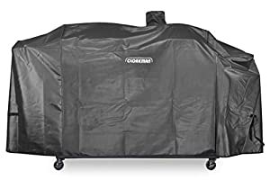 Cloakman Premium Heavy-Duty Grill Cover for Pit Boss Memphis Ultimate and Smoke Hollow 4 in 1 Combo Grill by famous Cloakman
