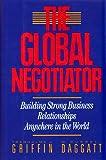 The Global Dealmaker, Trenholme J. Griffin and W. Russell Daggatt, 0887304346