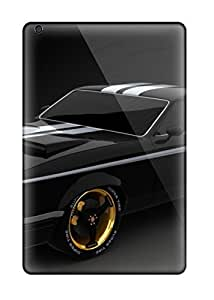 Ipad Mini/mini 2 Case Cover - Slim Fit Tpu Protector Shock Absorbent Case (buick Muscle Car )