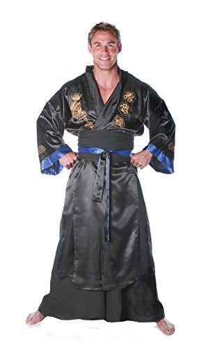 Samurai Adult Plus Costume - 2X-Large