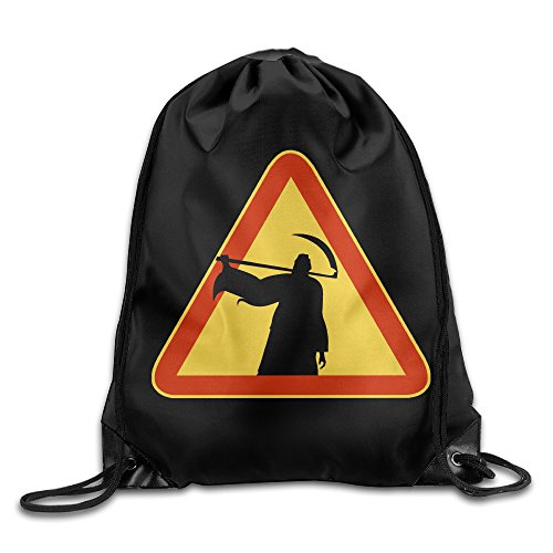 children-of-bodom-cd-cover-fashion-sport-bag-drawstring