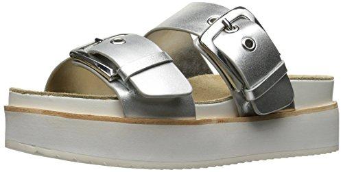 Image of Steve Madden Women's Pate Platform Slide Sandal