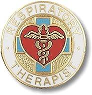 Prestige Medical Emblem Pin, Respiratory Therapist