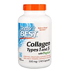 Doctor's Best Collagen Types 1 and 3 wit...