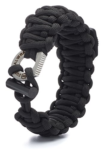 Survival-WRAPS-Emergency-Paracord-Bracelet-Adjustable-Size-Paracord-Bracelet-with-Fire-Starter-Compass-and-more