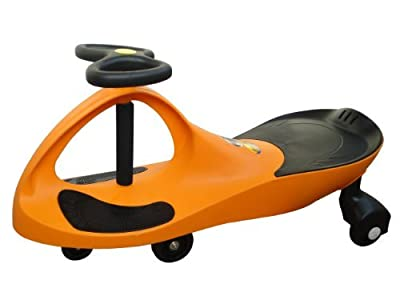 PlasmaCar Ride On, Orange | Popular Toys
