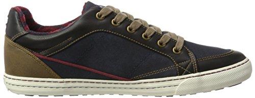 s.Oliver Herren 13603 Sneaker Blau (Navy)