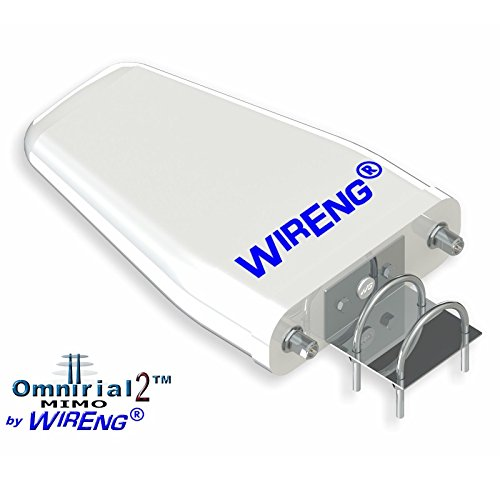 Omnirial™ 2 Omnirial2™ True MIMO ±45° Antenna for