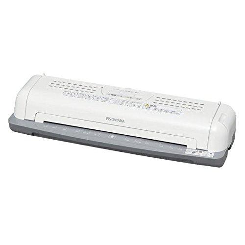 アイリスオーヤマ 省スペースラミネーター 白/灰 LTA32W 生活用品 インテリア 雑貨 文具 オフィス用品 ラミネーター 14067381 [並行輸入品] B07L7P6CF5