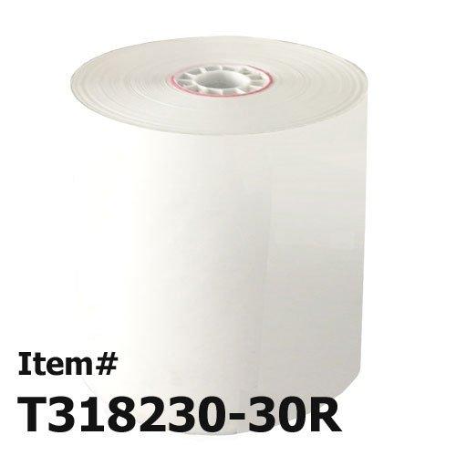 Gorilla Supply (30) 3-1/8 x 230' Thermal Paper Rolls TM-T88 T-20 T-90 Bixolon SRP-350 370