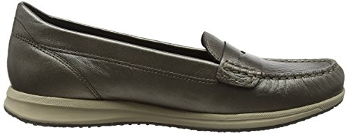 Geox Avery C, Mocassins (Loafers) Femme Marron (Taupe)