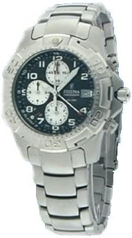 Festina Chronograph Alarm F89674: Amazon.es: Relojes