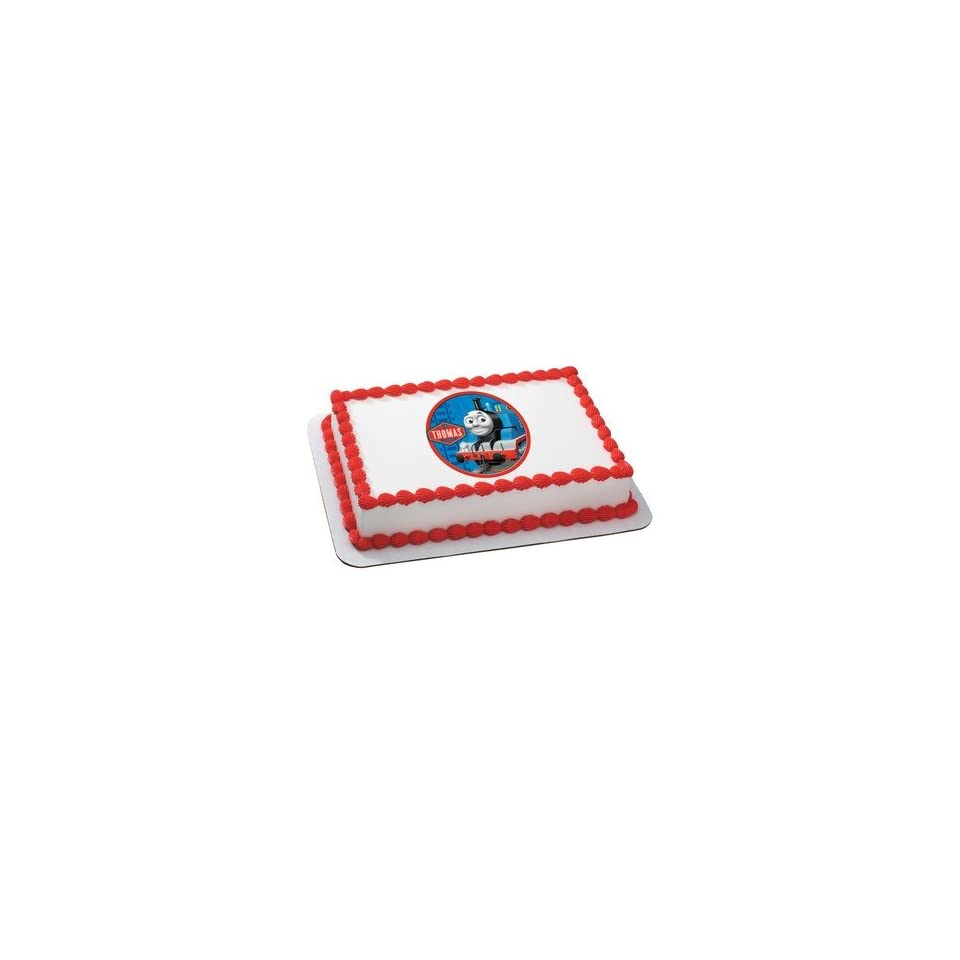 Thomas and Friends   Edible Icing Cake Topper Party Accessory