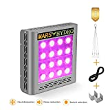 MARS HYDRO Led Grow Light 400W Full Spectrum for Indoor Plants Lights for Hydroponics Veg and Flower Grow Lights High Yield (Pro II Epistar 400W) For Sale