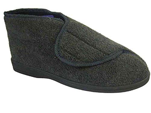 Coolers - Zapatillas de estar por casa para hombre gris