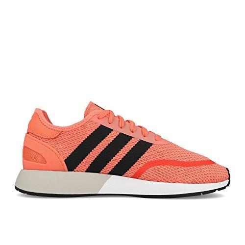 Adidas N-5923 chalk Coral Black White rosa