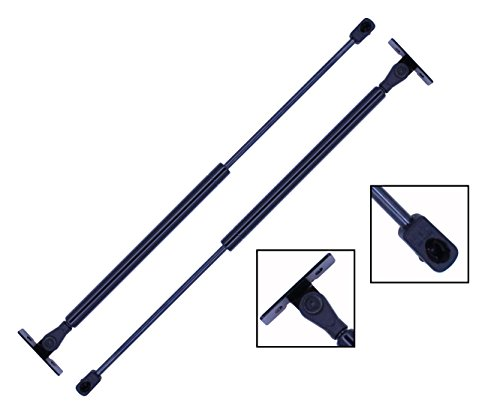 2 Pieces (SET) Tuff Support Front Hood Lift Lift Supports 1999 To 2001 Cadillac Catera