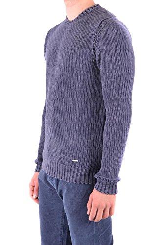 Cotone Blu Womag1770hc043989 Woolrich Uomo Felpa tIxf7vqa