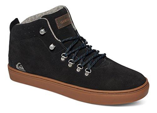 Black Herren Schwarz Sneaker Quiksilver Griffin Braun wIqx6wPB